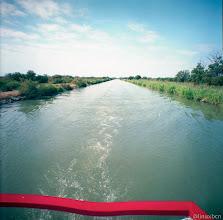 Photo: Canals d'Aigues Mortes, la Camarga, França