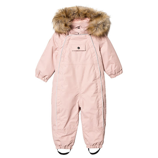 Val D'Isere Overall Woody Rose-74-Rosa