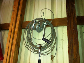 Photo: Archery curtain cable for Brosig