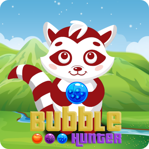 Bubble Trouble  - The Bubble Shooter Hunt