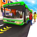 City Driving Coach Passenger Bus Simulator 3D icon
