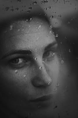 La pioggia e Laura di tognolia