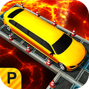 Game Impossible Limo Car Parking on Lava Floor APK for Windows Phone