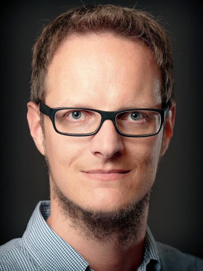 Porträt von Ralf ter Veer