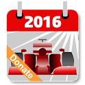 Racing Calendar 2016 DONATION icon