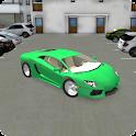 Speed Parking Game 2015 Sim icon