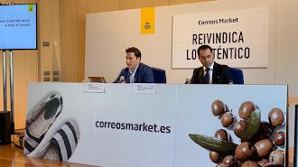 Presentación de la nueva plataforma Correos Market.
