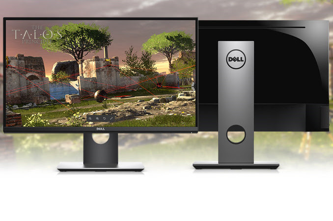Dell giới thiệu hai màn hình dành cho game thủ: 24/27
