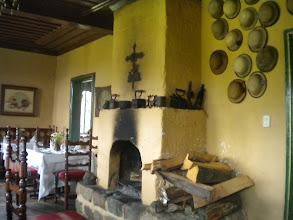 Photo: Nice old style restaurant near the Incapira ruins. Hotel too.