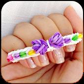 Steep rubber bracelets
