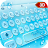 3D Water Droplets Keyboard Theme Icône