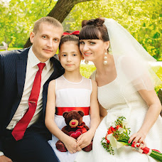 Wedding photographer Yuliya Yudina (YuliaYudina). Photo of 07.01.2016