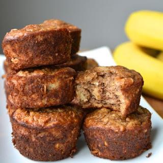Flourless Banana Bread Muffins.