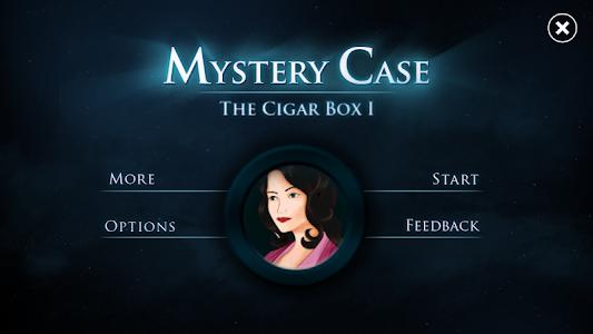 Mystery Case: The Cigar Box screenshot 0