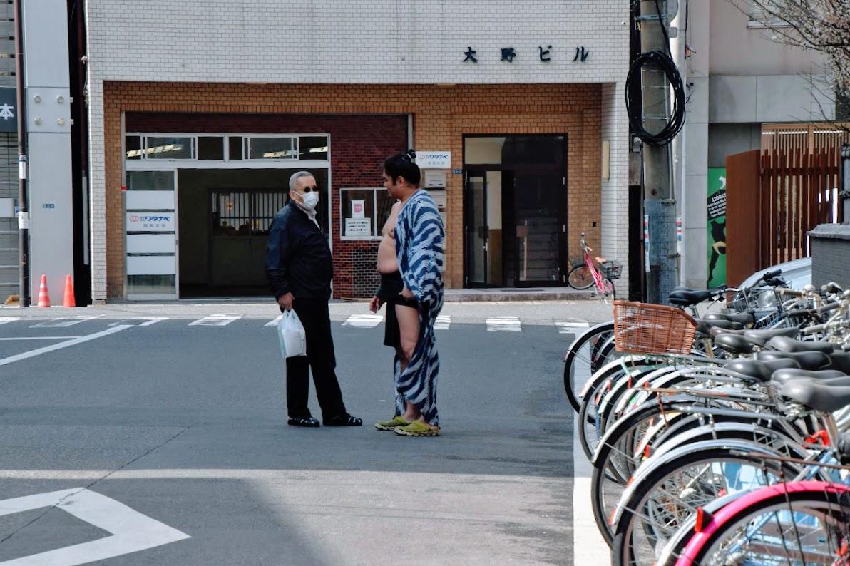 sumo en tokio