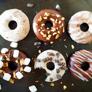 Sweet Vegan Donuts.
