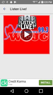 99.3 WCJC - náhled