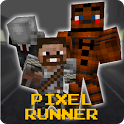 Pixel Runner - Monster Season icon
