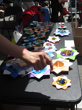 Photo: Origami @ Japanese Women's Club of Boston