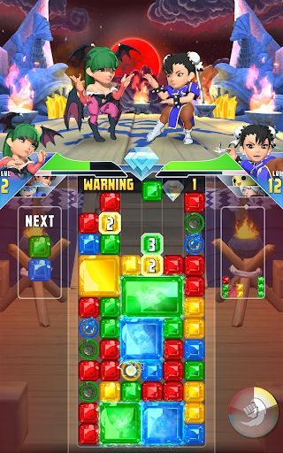 Puzzle Fighter 2.3 screenshots 12