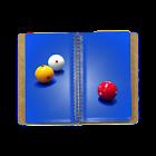 3Cushion billiards Scoreboard icon