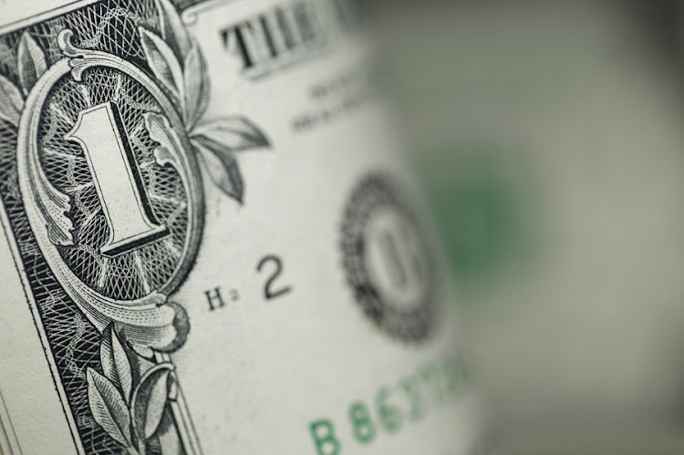 US Dollar. Picture: ISTOCK