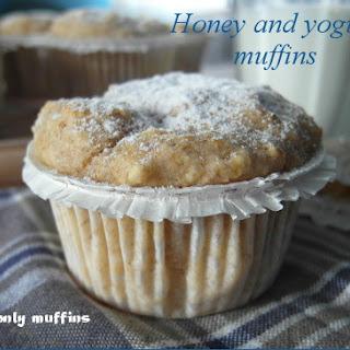Honey And Yogurt Muffins