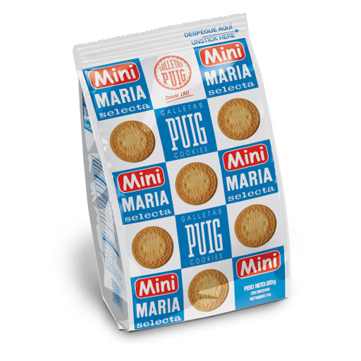 galletas mini maria bolsa 200gr