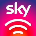 Sky WiFi Finder icon