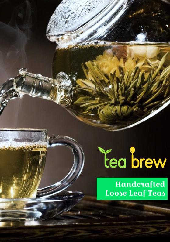 Tea Brew menu 18