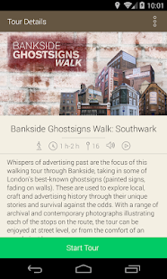Ghost Signs Tours- screenshot thumbnail