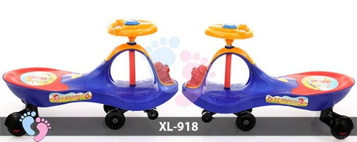 Xe lắc trẻ em Broller XL-918 4