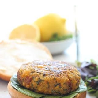Vegan Chickpea Burgers Recipes.