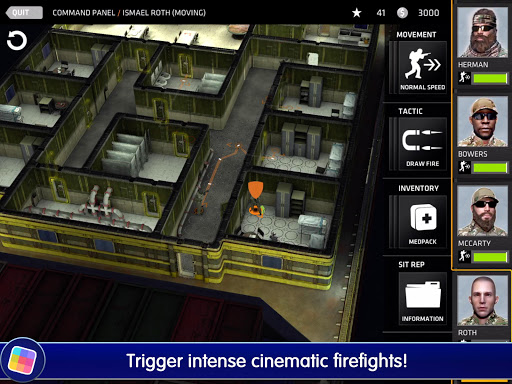 Breach & Clear: Military Tactical Ops Combat  screenshots 9