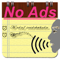 Voice Notes (No Ads) icon