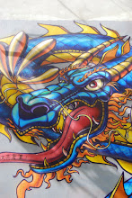 Photo: Chinatown street art
