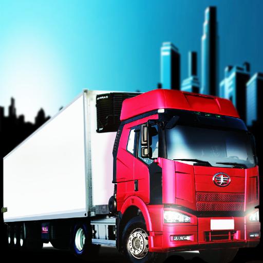 模拟のトラックシミュレータ:パックの配達 LOGO-記事Game