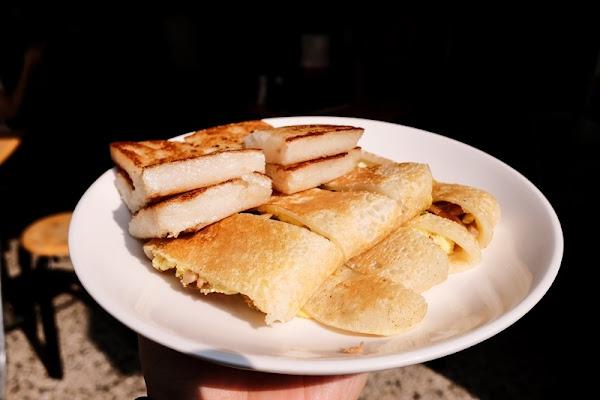 台南 成大周邊 - 食常 [台式早餐]