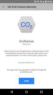 GridCarbon- screenshot thumbnail