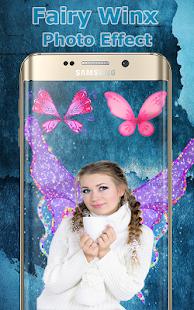 Fairy Winx Photo Effect - náhled