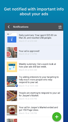 Facebook Ads Manager screenshot 6
