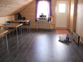 Photo: Lägenheten på Tromsö Fiskecamp http://norgehavsfiske.se/tromso_fiskecamp