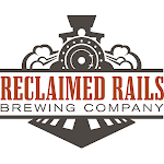 Logo for Reclaimed Rails Brewing Company