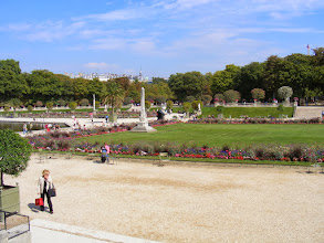 Photo: A quick stop in the Luxembourg Gardens always serves as a touchstone of Paris as a whole, even in an unassuming picture like this one.