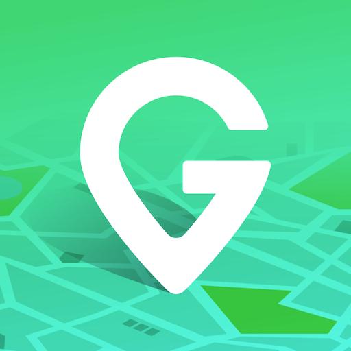 Encontre Localizações & Rastreie por GPS