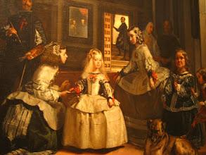 Photo: #002-Las Meninas (Les Ménines) Diego Velasquez musée du Prado