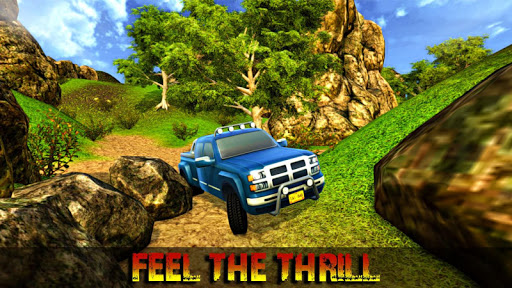 Extreme Offroad Driving Revolution : Spin Tires 1.0 screenshots 5