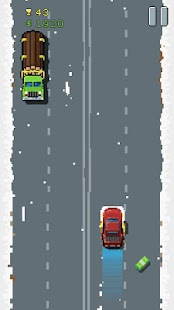 8Bit Highway: Retro Racing- screenshot thumbnail