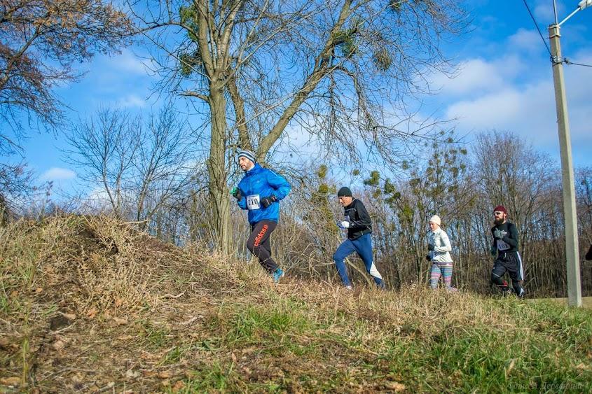 Первый забег в формате экиден - Эстафета 21 км