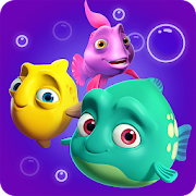 Undersea Match & Build icon